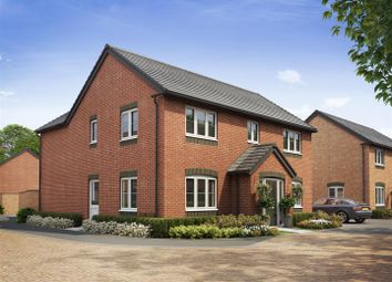 Thumbnail 4 bed detached house for sale in Fox Lane, Green Street, Kempsey, Worcester