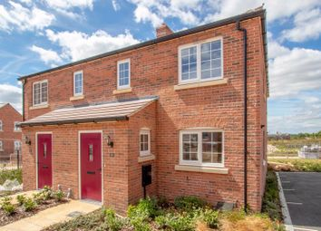 Thumbnail 1 bed terraced house for sale in 12 Fennell Way, Lamberts Place, Stamford