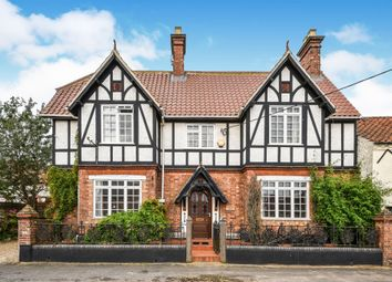 Thumbnail 6 bedroom detached house for sale in Station Road, Docking, King's Lynn