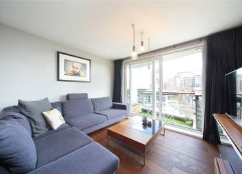 Thumbnail 2 bed flat for sale in Dolphin House, Smugglers Way, Wandsworth, London