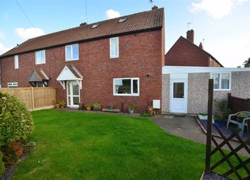 Thumbnail 4 bed semi-detached house for sale in Oakfield Avenue, Barmby On The Marsh, Goole