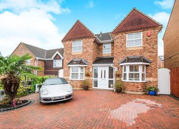 Thumbnail 4 bedroom detached house for sale in Cagney, Abbey Meads, Swindon, Wiltshire