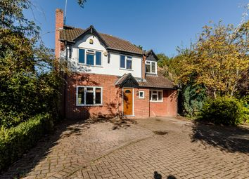 Thumbnail 4 bed detached house for sale in Horseshoe Crescent, Reading, West Berkshire