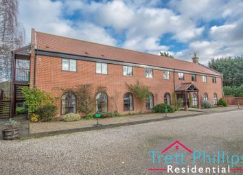 Thumbnail 2 bedroom flat for sale in Wroxham Road, Coltishall, Norwich