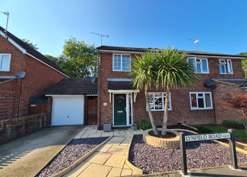 Thumbnail 3 bed semi-detached house for sale in Lynfield Road, North Walsham