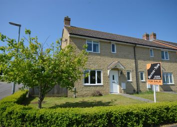 3 bed semi-detached house for sale in Furge Grove, Henstridge, Templecombe BA8