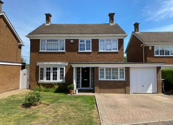 Thumbnail 5 bed detached house for sale in Conyngham Road, Meadowfields, Northampton