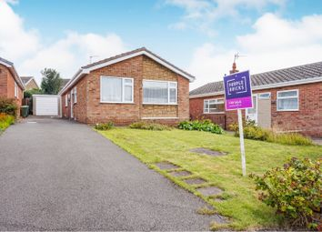 Thumbnail 3 bed detached bungalow for sale in Laud Close, Ibstock