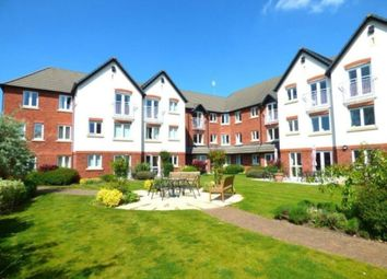 Thumbnail 1 bedroom flat for sale in Rowleys Court, Off Sandhurst Street, Oadby