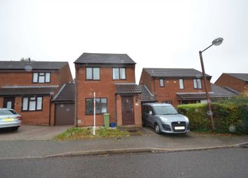 Thumbnail 3 bed link-detached house to rent in Taunton Deane, Emerson Valley, Milton Keynes