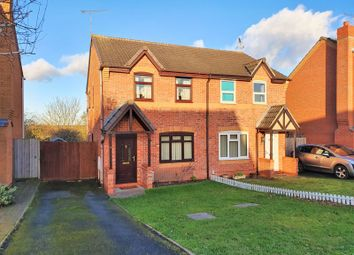 3 bed semi-detached house for sale in The Crescent, Doxey, Stafford ST16