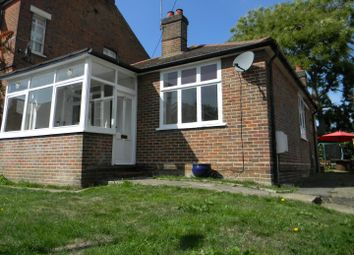 Thumbnail 2 bedroom bungalow to rent in Boxwell Road, Berkhamsted
