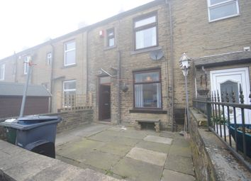 Thumbnail 2 bedroom terraced house to rent in Victoria Street, Queensbury, Bradford
