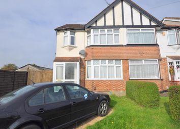 Thumbnail 2 bed flat to rent in Radlett Road, Watford