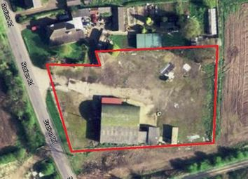 Thumbnail Land for sale in Land At Station Road, Blyton, Gainsborough, Lincolnshire
