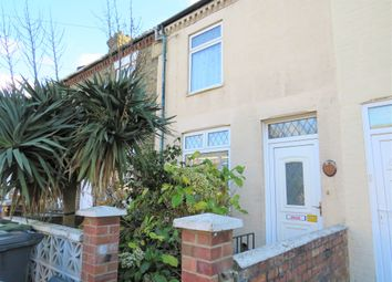 Thumbnail 3 bedroom terraced house for sale in Holdich Street, Peterborough