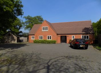 Thumbnail 4 bed detached house to rent in Gorcott Hill, Beoley, Redditch