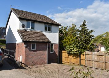 Thumbnail 3 bed detached house for sale in Angelton Green, Pen-Y-Fai, Bridgend.
