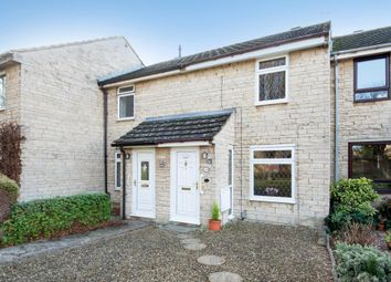 Thumbnail 2 bed terraced house for sale in Penclose, Witney