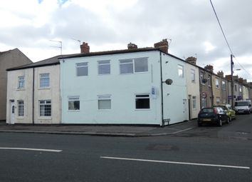 Thumbnail 4 bed end terrace house for sale in Durham Road, Middlestone Moor, Spennymoor
