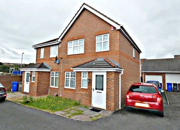 Thumbnail 3 bedroom semi-detached house to rent in Lakeside Close, Etruria, Stoke On Trent