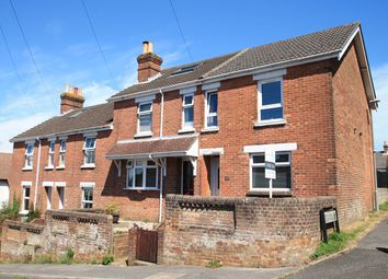 Thumbnail 3 bedroom end terrace house for sale in Victoria Road, Parkstone, Poole
