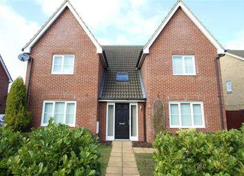Thumbnail 4 bedroom detached house for sale in Thomas Crescent, Grange Farm, Kesgrave, Ipswich