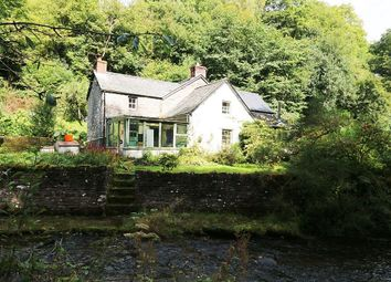 Thumbnail 4 bed detached house for sale in Erwood, Builth Wells, Powys