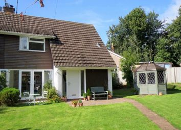 Thumbnail 3 bed semi-detached house for sale in Monkswell Close, Monmouth