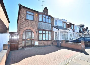 3 bed semi-detached house for sale in Kedleston Road, Evington, Leicester LE5