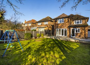 Thumbnail 4 bedroom detached house to rent in East Close, London