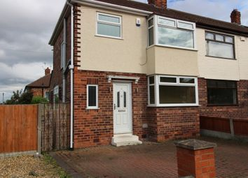 Thumbnail 3 bedroom semi-detached house to rent in North Manor Way, Liverpool
