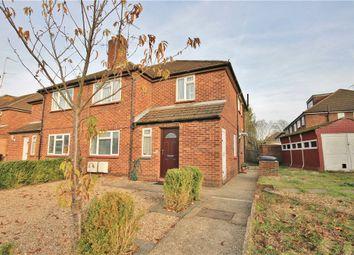 Thumbnail 2 bed maisonette to rent in Royston Road, Byfleet, West Byfleet, Surrey