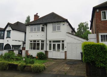 Thumbnail 4 bed detached house for sale in Lyndhurst Road, Erdington, Birmingham