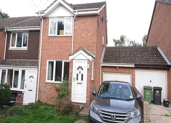 Thumbnail 2 bed property to rent in Micawber Close, Walderslade, Chatham