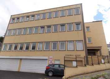 Thumbnail 1 bed flat to rent in Cornwall House, South Street, St Austell