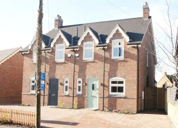 Thumbnail 3 bedroom semi-detached house to rent in Main Street, Nailstone, Nuneaton, Leicestershire