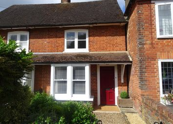 Thumbnail 2 bed semi-detached house to rent in The Green, Sarratt, Rickmansworth