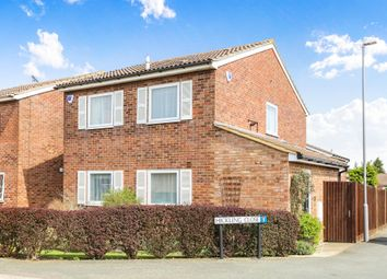 Thumbnail 3 bedroom detached house for sale in Hickling Close, Luton