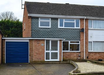 Thumbnail 3 bedroom semi-detached house to rent in Woodland Road, Sawston, Cambridge