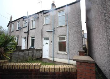 Thumbnail 2 bed end terrace house to rent in Clifton Square, Griffithstown, Pontypool