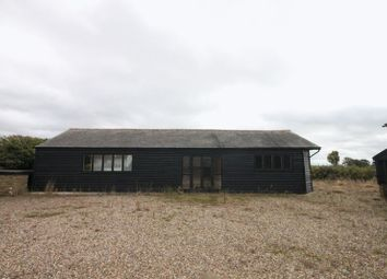 Thumbnail 2 bed barn conversion for sale in Detached Barn With Holiday Let Planning, Whempstead, Herts