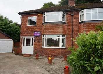 Thumbnail 3 bed semi-detached house for sale in Monfa Avenue, Woodsmoor