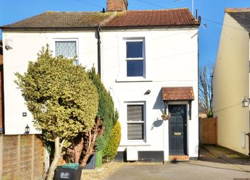 Thumbnail 2 bedroom semi-detached house to rent in Horley, Surrey