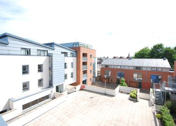 Thumbnail 1 bed flat for sale in Belgarum Place, Staple Gardens, Winchester, Hampshire