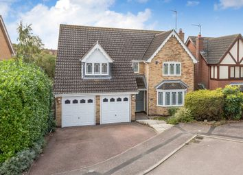 Thumbnail 4 bed detached house for sale in Carmarthen Way, Rushden