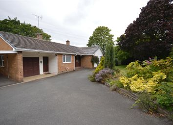 Thumbnail 3 bed detached bungalow for sale in Telegraph Road, Heswall, Wirral