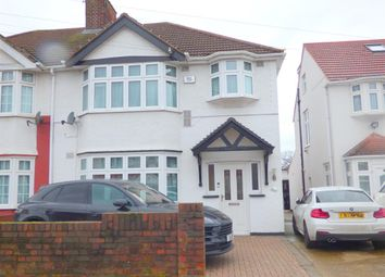 Thumbnail 3 bed semi-detached house for sale in Shelley Crescent, Heston