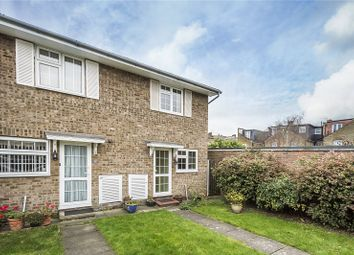 Thumbnail 2 bed end terrace house for sale in Tudor Gardens, Twickenham