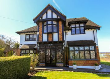 Thumbnail 4 bed detached house for sale in Mount Echo Avenue, North Chingford